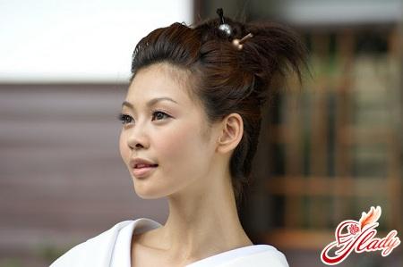 красивый макияж для азиатских глаз