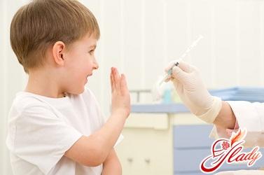 противопоказания к прививкам у детей