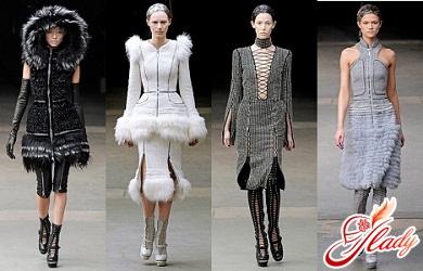 модные сапоги осень 2011 фото