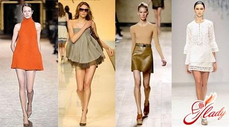 юбка трапеция с чем носить