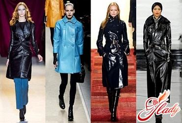 модные пальто осень 2016 фото