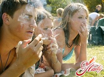 беременность и курение