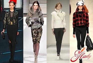 тенденции моды осень 2016 зима 2017 куртки