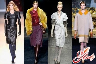 тенденции моды осень 2016 фото