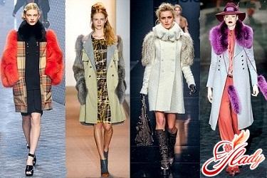 модные пальто осень 2016