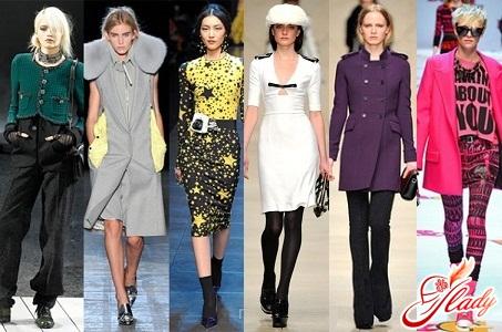 модные цвета осень зима 2011 2012