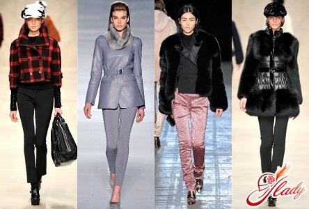модные куртки осень 2011