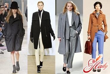 пальто осень 2016 модели