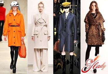 тенденции моды осень 2016 зима 2017 пальто