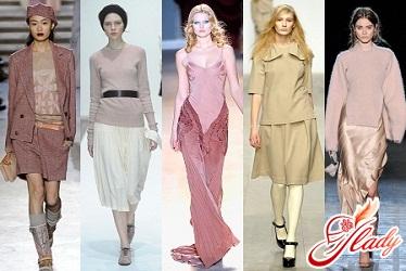 модные цвета осень 2011 года
