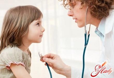 Пневмония у детей.