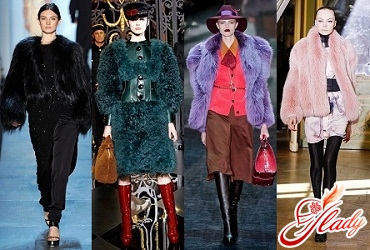 тенденции моды осень 2016 фото шуба