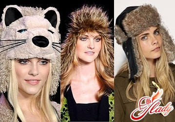 шапки осень зима 2011 2012