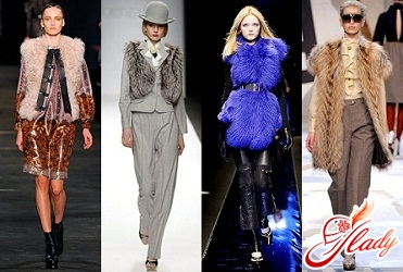 тенденции моды осень 2017 жилеты
