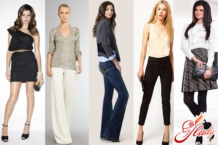 Базовый гардероб девушки  как быть стильной bbf87fe4259