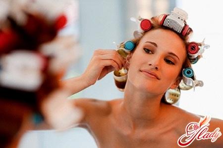 средства для укладки вьющихся волос