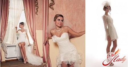 модные свадебные платья осень 2016