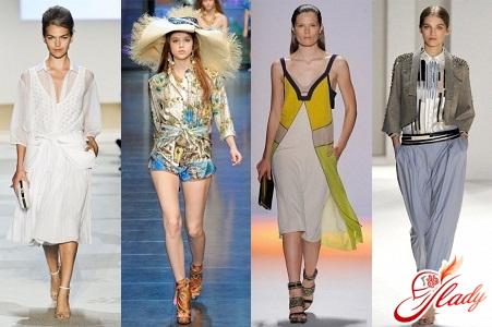 Аксессуары: мода весна-лето 20161