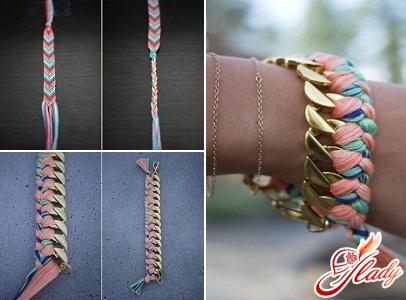 схемы феничек прямого плетения