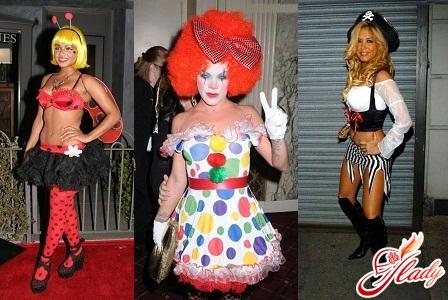 костюмы на хэллоуин фото
