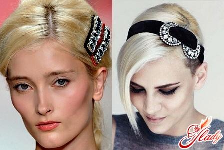 красивые аксессуары для волос своими руками