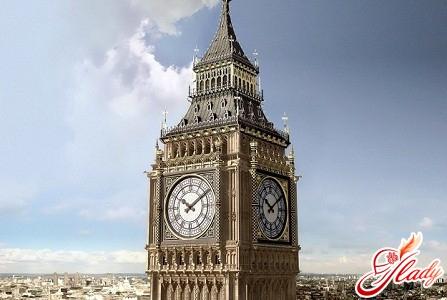 лондон достопримечательности