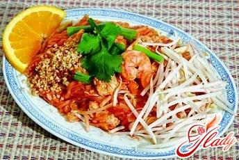 тайская кухня рецепты