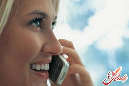 разговоры по телефону: