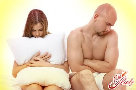 Второй секс плохая эрекция
