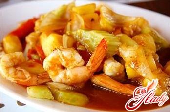 рецепты тайской кухни