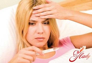 субфебрильная температура - лечение