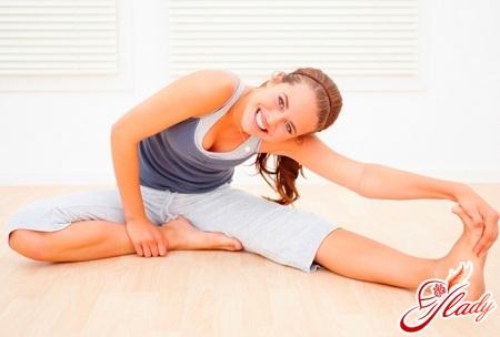 правильные упражнения для ног в домашних условиях