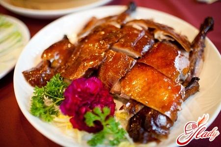 рецепт утки по пекински