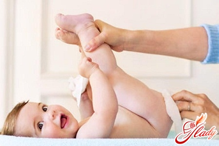 пеленочный дерматит лечение