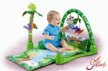 Игрушки для ребенка до 3 лет