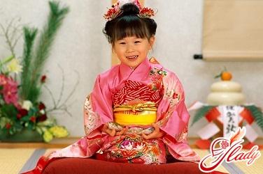 мир встречает новый год - япония