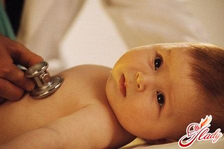 статистика выживших при врожденной пневмонии
