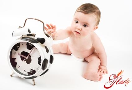 ребенок 6 месяцев стал просыпаться по ночам