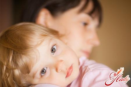 менингит у детей симптомы