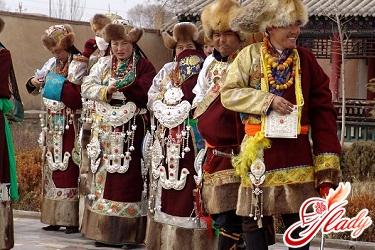 как встречают новый год в тибете, а так же в разных странах