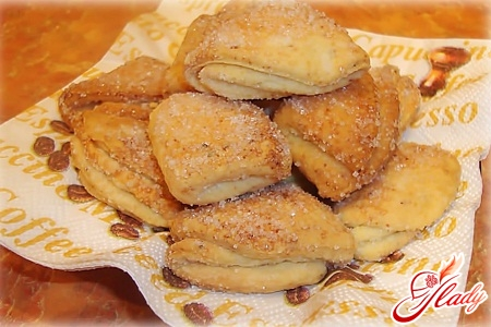 домашнее печенье из творога как в детстве рецепт приготовления