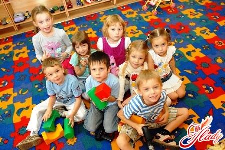 взятки в детский сад