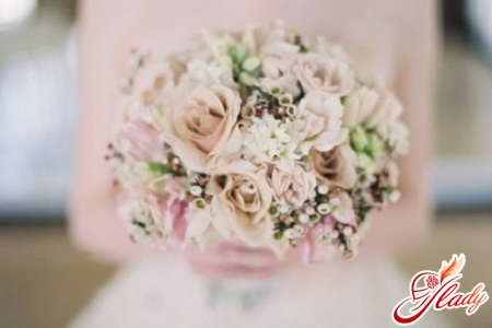 Идеальная свадьба: как правильно составить свадебный букет?