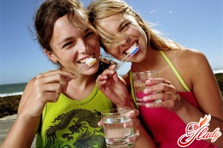 Зубная паста – друг или враг?