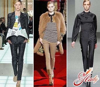 брюки женские 2016