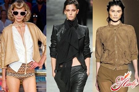 женские куртки с укороченными рукавами весна 2016