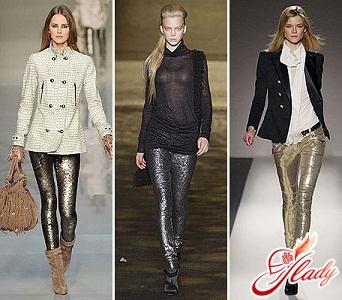 брюки 2016 - модные новинки