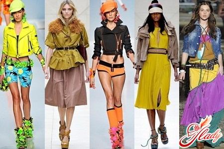 Женские куртки 2012 на фото.  С чем носить модные куртки.
