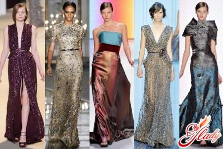платья 2016 вечерние