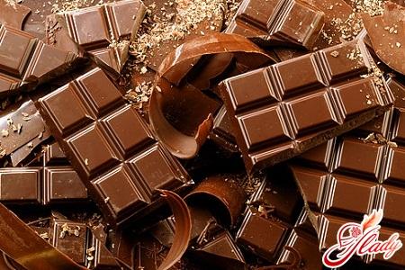 шоколадно кофейная диета